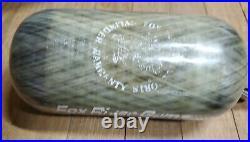 Tippmann Gryphon Paintball Marker Gun, Hopper, 2 Tanks, Cover + Carbon Fiber Exp