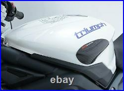 Triumph Street Triple 675 R/RX 2013-2019 R&G Racing Carbon Fibre Tank Sliders