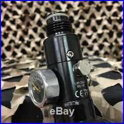 USED Empire Carbon Fiber Compressed Paintball HPA Air Tank Black 68/4500
