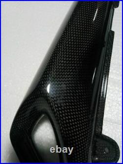 Under tank trim for Triumph 1050 Speed triple 05-2007 Carbon fiber + Fiberglass