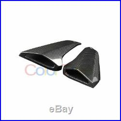 Upper Side Tank Cover Air Intake Fairing Cowling Carbon Fiber For Yamaha MT09