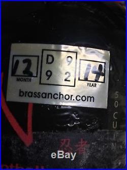 Used Ninja Paintball Carbon Fiber Tank 50/4500 Psi In Hydro