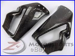 VRSCF V-Rod Muscle Upper Side Tank Cover Air Intake Fairing Cowling Carbon Fiber