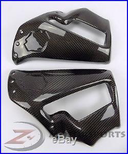 VRSCF V-Rod Muscle Upper Side Tank Panel Air Intake Fairing Cowl Carbon Fiber