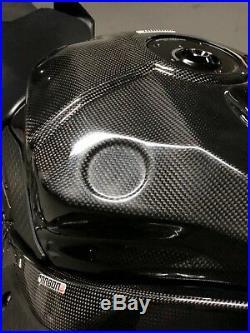 YAMAHA YZF-R1 2015-2018 Carbon Fiber Tank Airbox Cover
