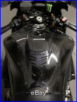 YAMAHA YZF-R1 2015-2019 Carbon Fiber Full Tank Cover