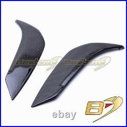 Yamaha FZ-8 Fazer 2011 2013 100% Carbon Fiber Tank Side Panels Body Fairings