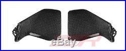 Yamaha FZ09/MT09 Underside Fuel Tank Side Panel Cover Fairings Carbon Fiber