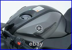 Yamaha YZF-R125 R125 2008-2018 R&G Racing Carbon Fibre Tank Sliders TS0014C