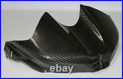 Yamaha YZF R6 2006-2007 Tank Cover Carbon Fiber