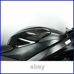 Yamaha YZF-R6 YZF R6 2008-2016 R&G Racing Carbon Fibre Tank Sliders TS0001C