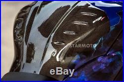 Yamaha Yzf R6 Tank Oil Fuel Cover 2017 2019 Fairings Body Carbon Protector